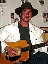 Jan mit Gitarre